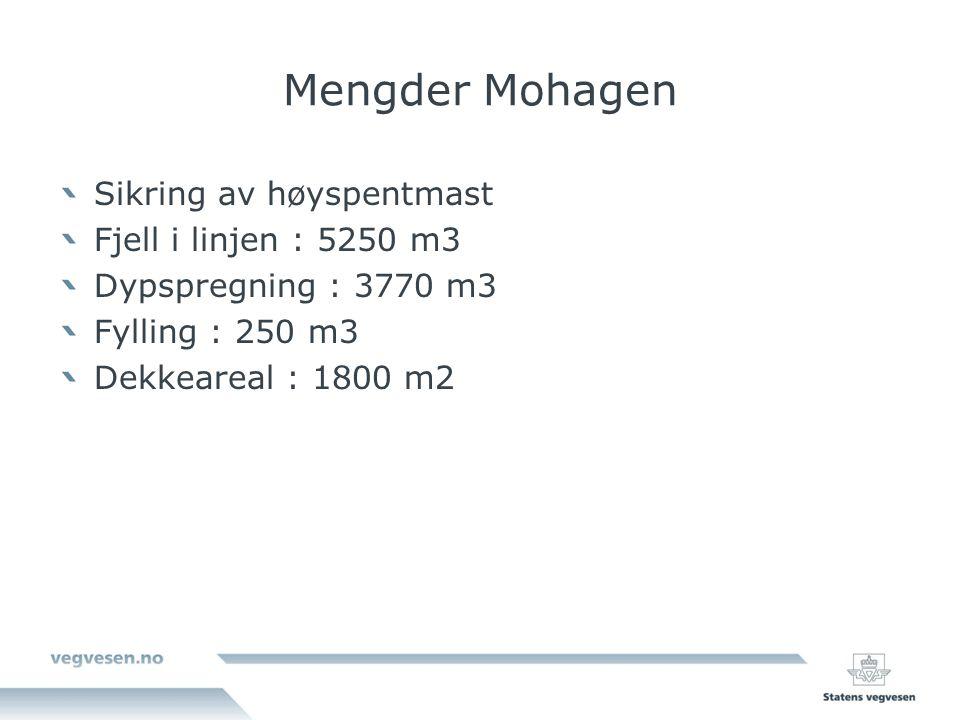 Trafikkavvikling - Mohagen Rv.