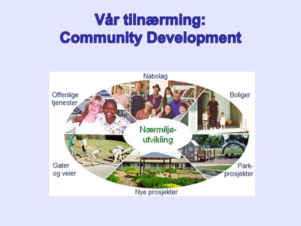 Keeping the Community whole Imagination – observasjon og interaksjon