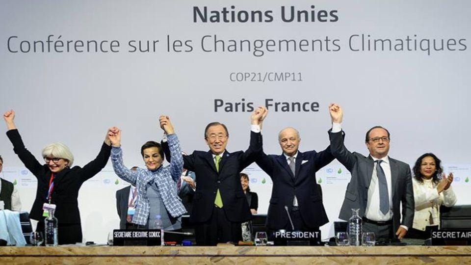 A tremendous victory in Paris! 2