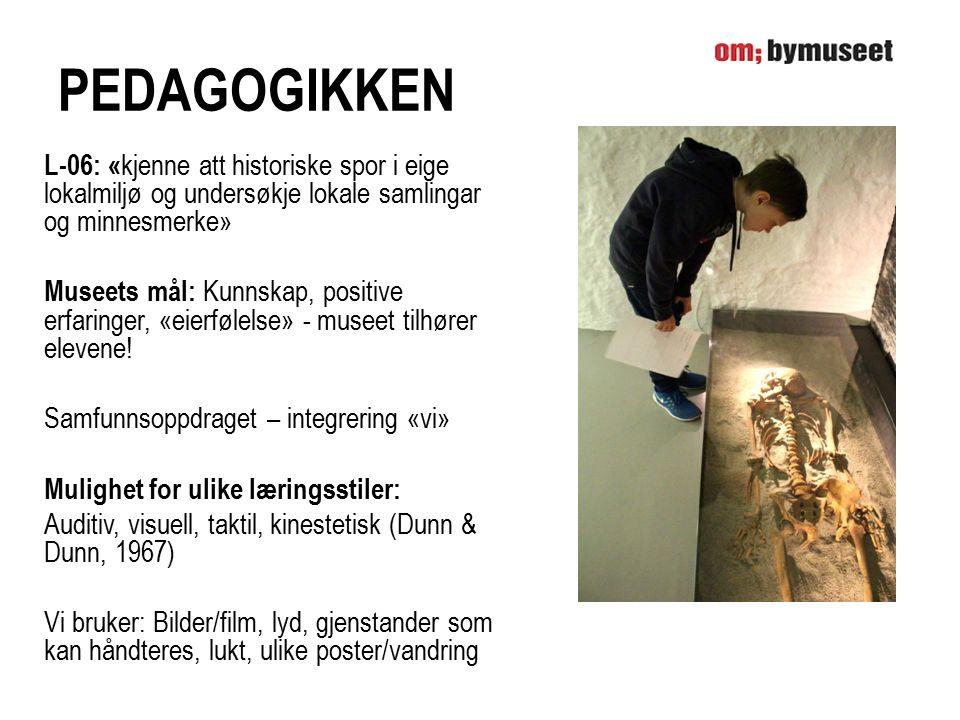 Målgruppe: Alle 4. klassinger i Oslo (ca. 6 000 elever) To gjennomføringer per dag, Kl.