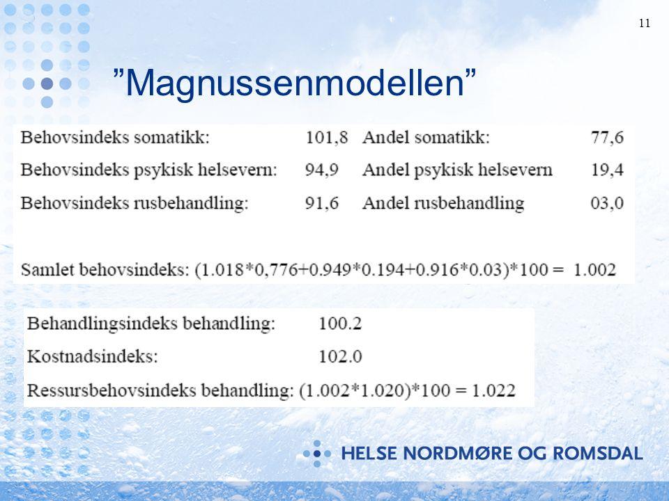 11 Magnussenmodellen