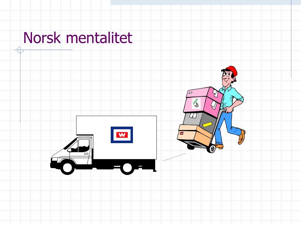 Norsk mentalitet
