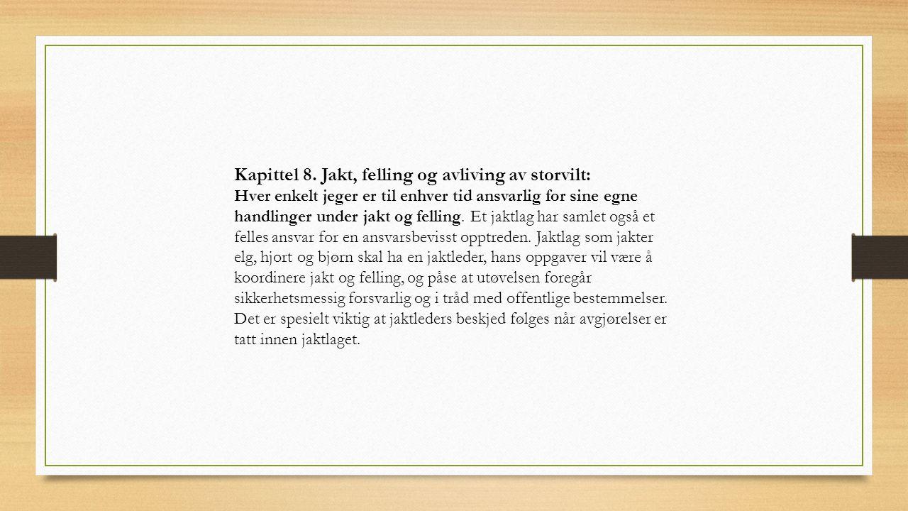 Kapittel 8.