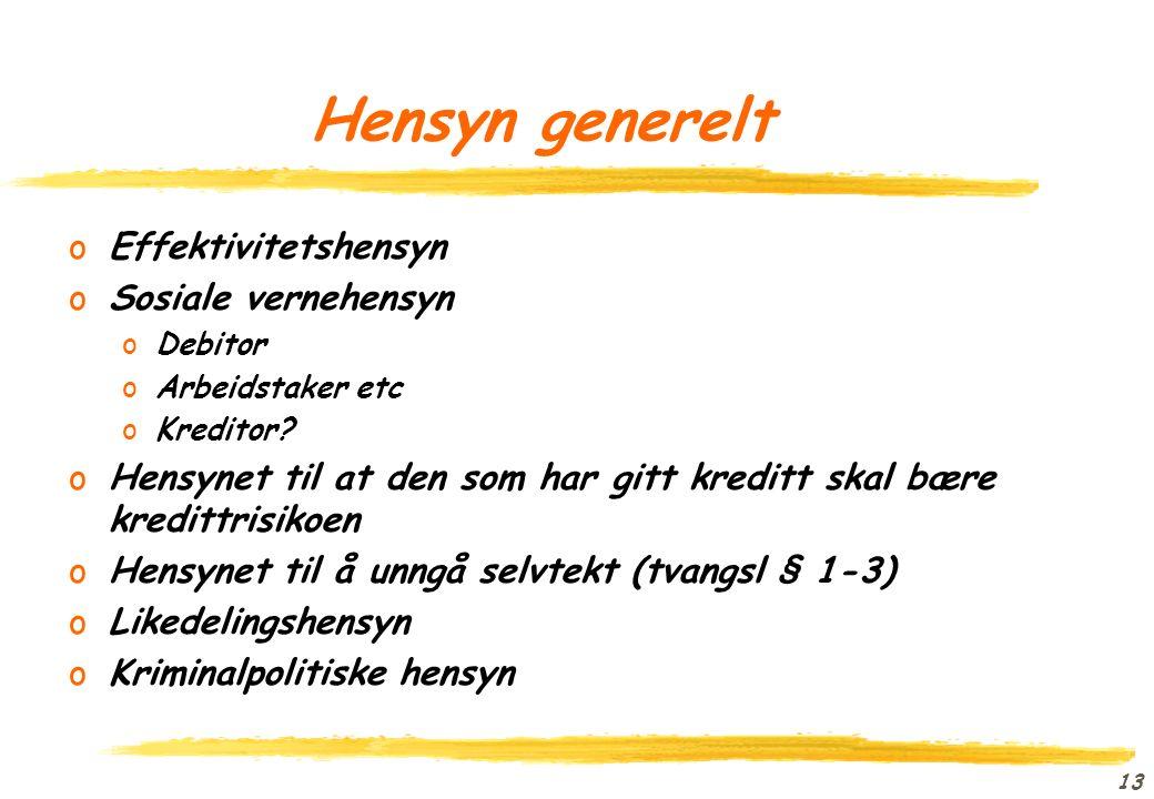 12 Hensyn