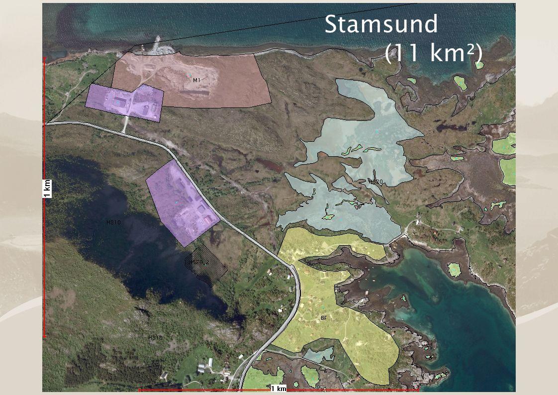 Stamsund (11 km²)