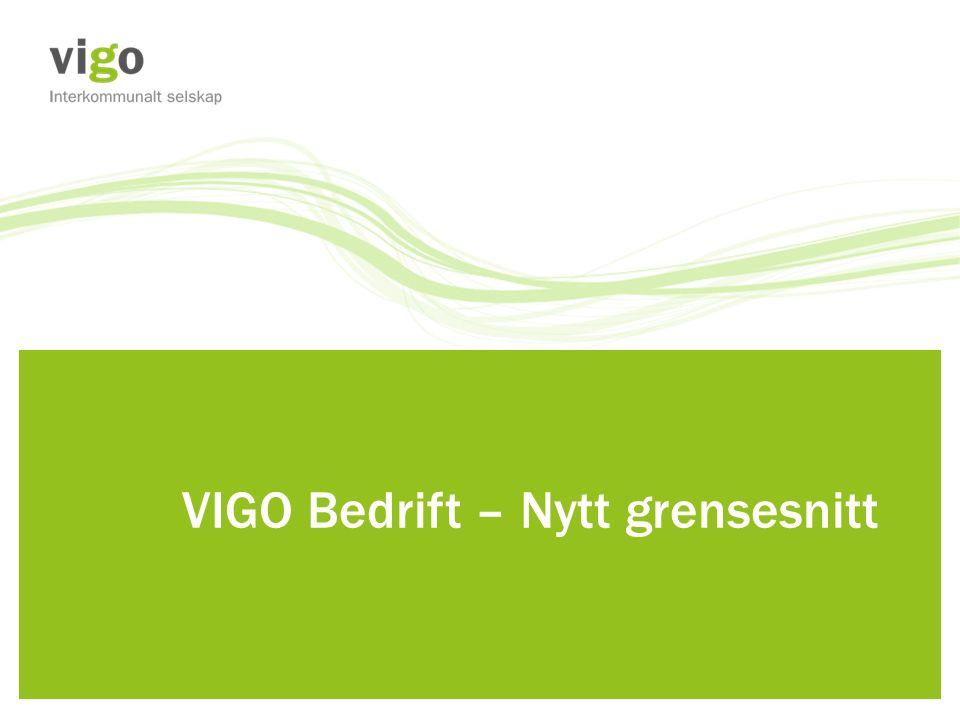 VIGO Bedrift – Nytt grensesnitt