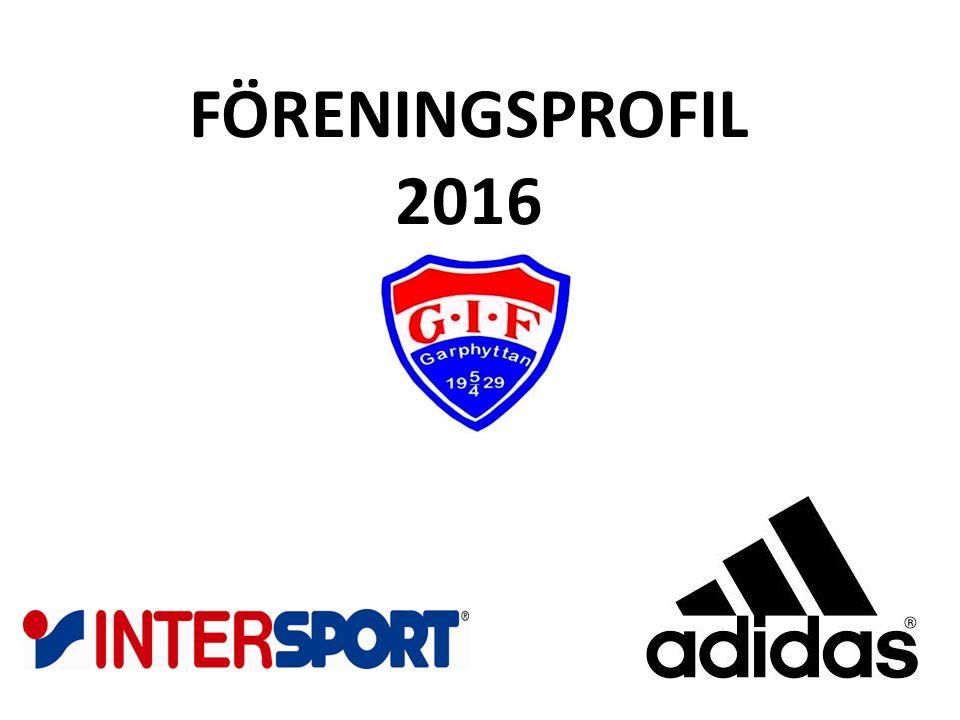 FÖRENINGSPROFIL 2016