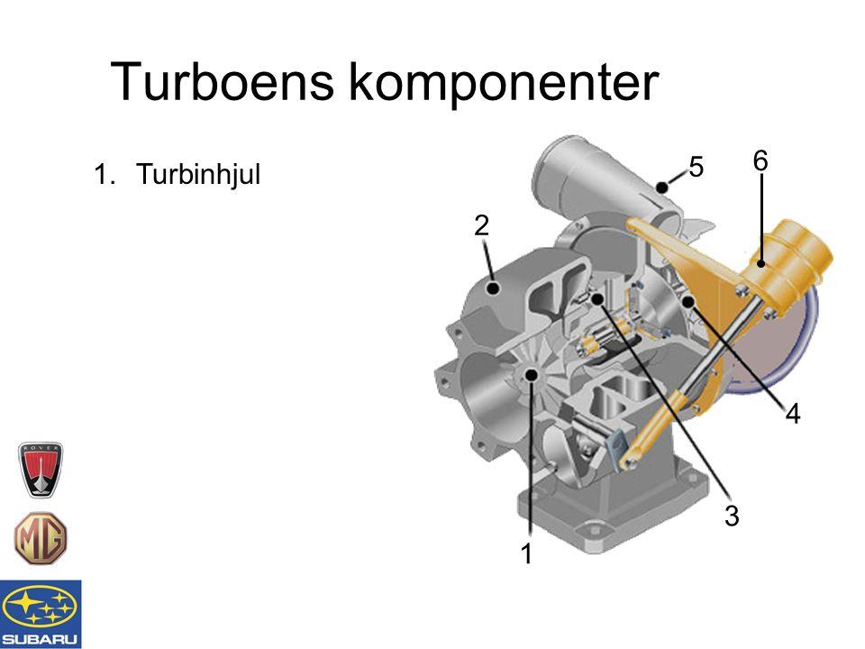 Subaru Technical Training Boost Pressure Control