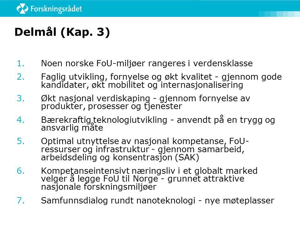 Delmål (Kap.