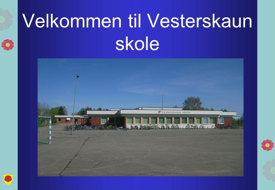 Velkommen til Vesterskaun skole