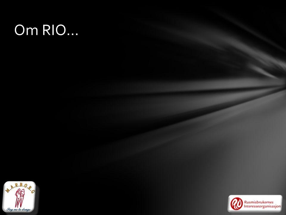 Om RIO…