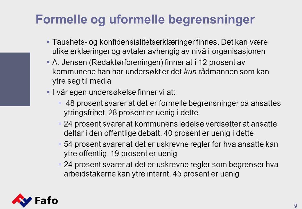 10 Delegering  Dagens kommuner er preget av en omfordeling av makt og innflytelse fra det politiske til det administrative nivå.