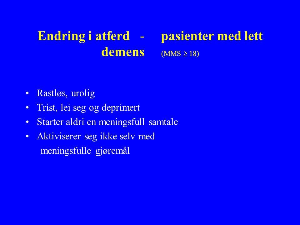 Pårørendes ønske om diagnose »Å få en demensdiagnose ….