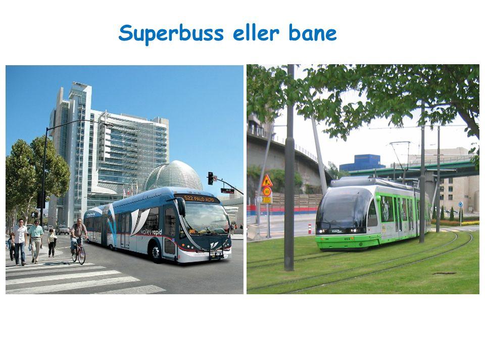 Superbuss eller bane