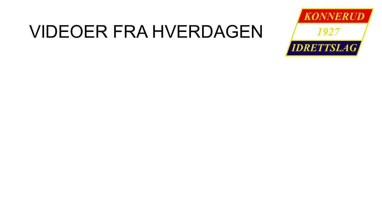 VIDEOER FRA HVERDAGEN