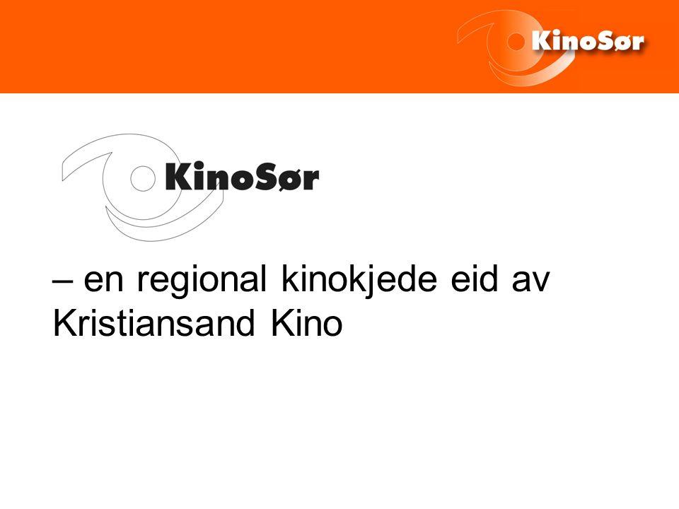 – en regional kinokjede eid av Kristiansand Kino