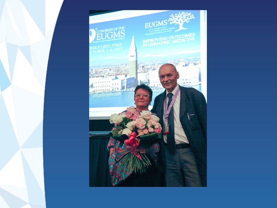 tittel – Geriatric medicin for future europeans – Successfull aging creates new challenges