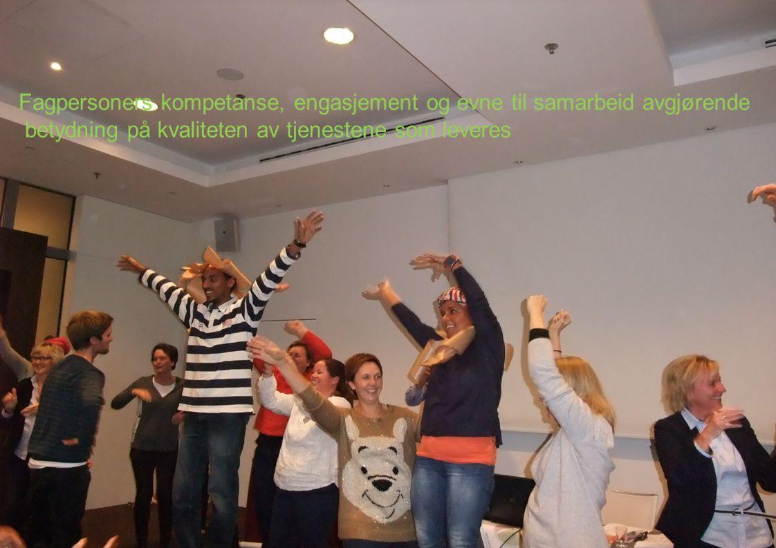 To hovednivåer for samhandling Nivå 1 - Tverrfaglig samarbeidssystem på barnets/ ungdommens arene (TFS) > Lokale møteplasser i barnehage og skole for TFS-møtene > Forpliktende samarbeid med innbyggeren i sentrum > PPT, helse, barneverntjeneste, psykolog, fastlege/skolelege Nivå 2 - Tiltak i Barne- og familieenheten > Mottak og inntaksteam > Når det er behov for ytterligere bistand