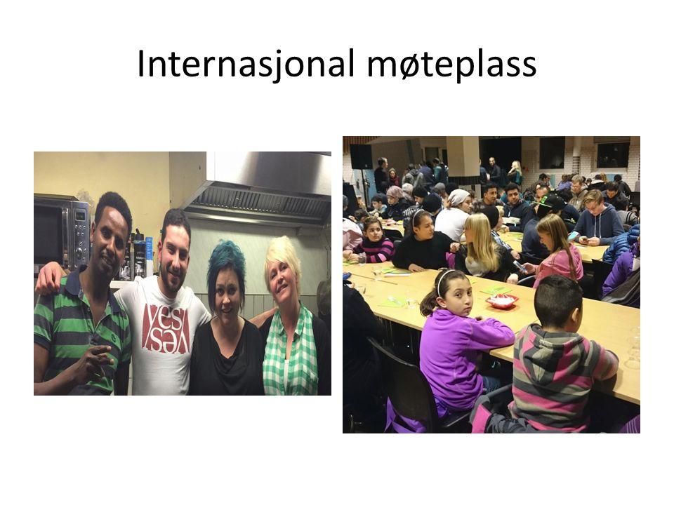 Internasjonal møteplass