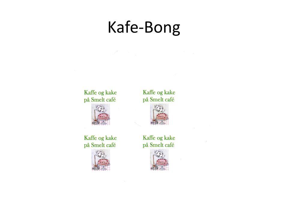 Kafe-Bong
