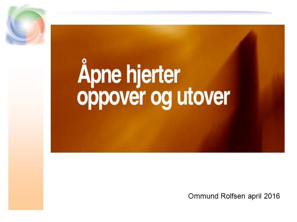 Ommund Rolfsen april 2016