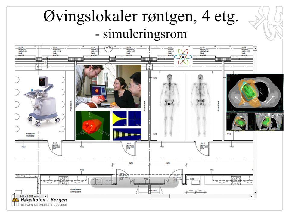 Undervisning og forskning - bachelorgrad, mastergrad, (PhD) Mål: Praksisnærhet Pedagogisk funksjonalitet Oppdatert teknologi