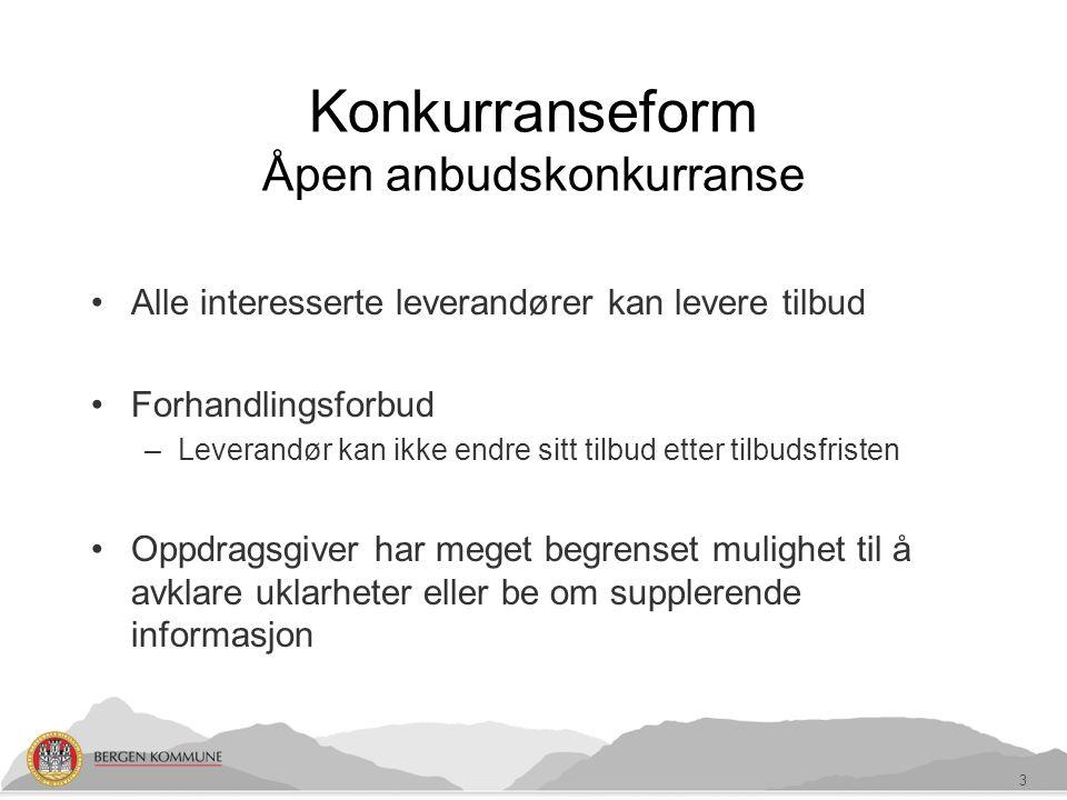 Spørsmål? Send flere spørsmål til joy.frantzen@bergen.kommune.no Frist: 4. juni 2015 14