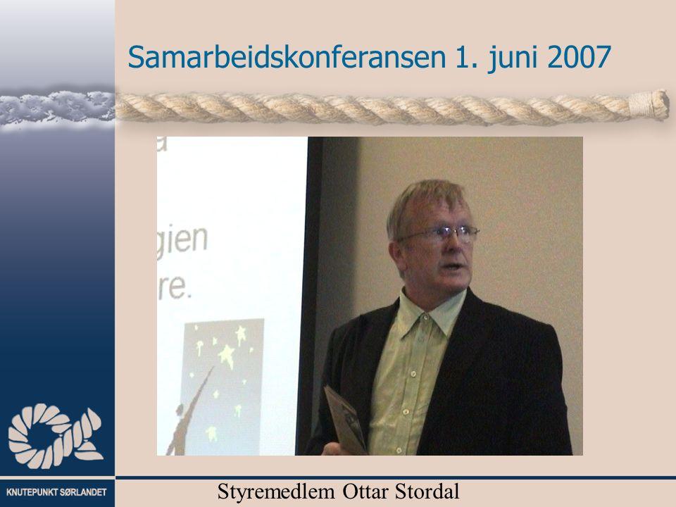 Styremedlem Ottar Stordal