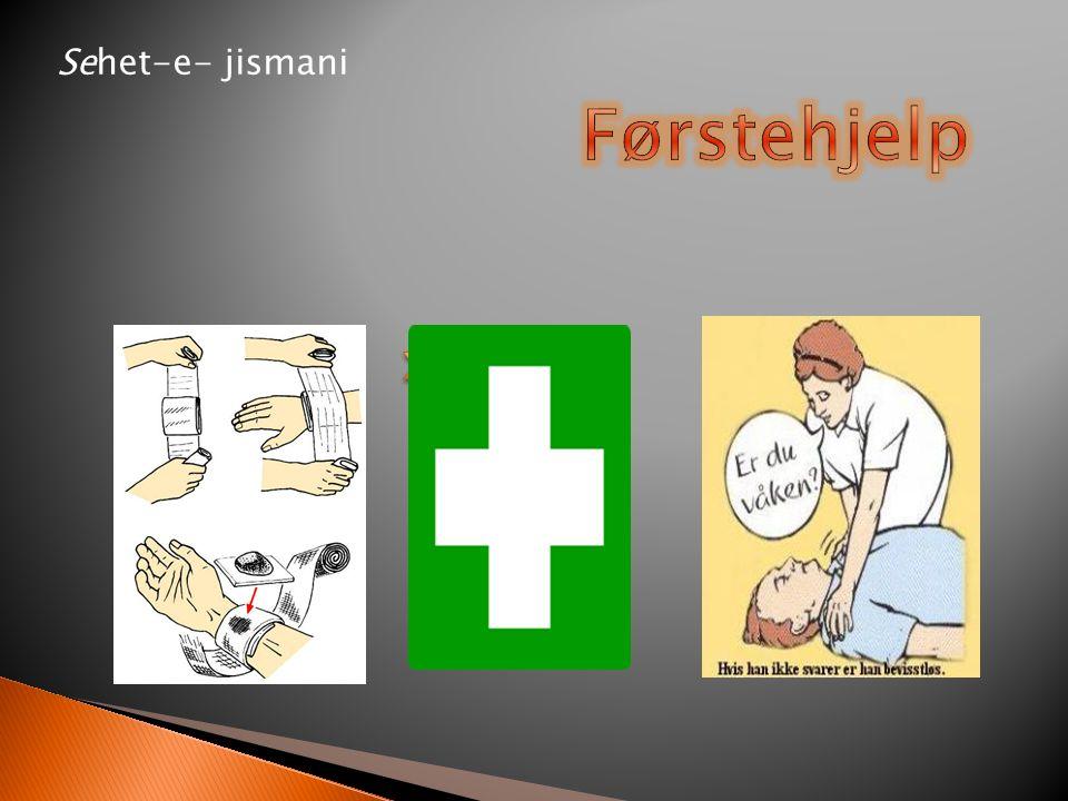  Hva er førstehjelp. Ulike situasjoner  Små vs store skader  Hvorfor er førstehjelp viktig.