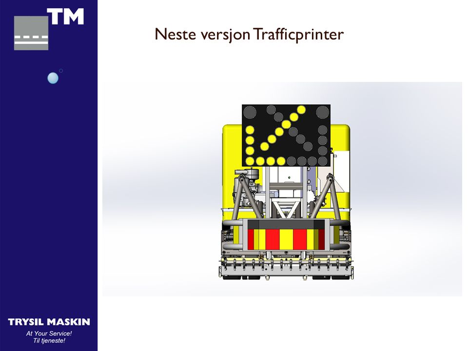 Neste versjon Trafficprinter
