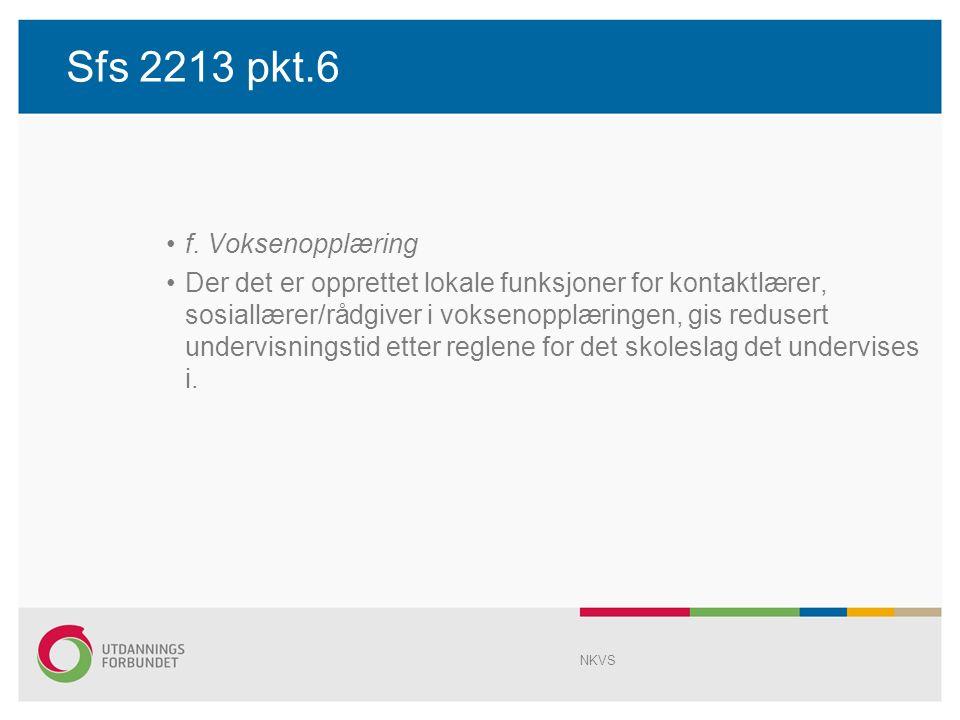 Sfs 2213 pkt.6 f.