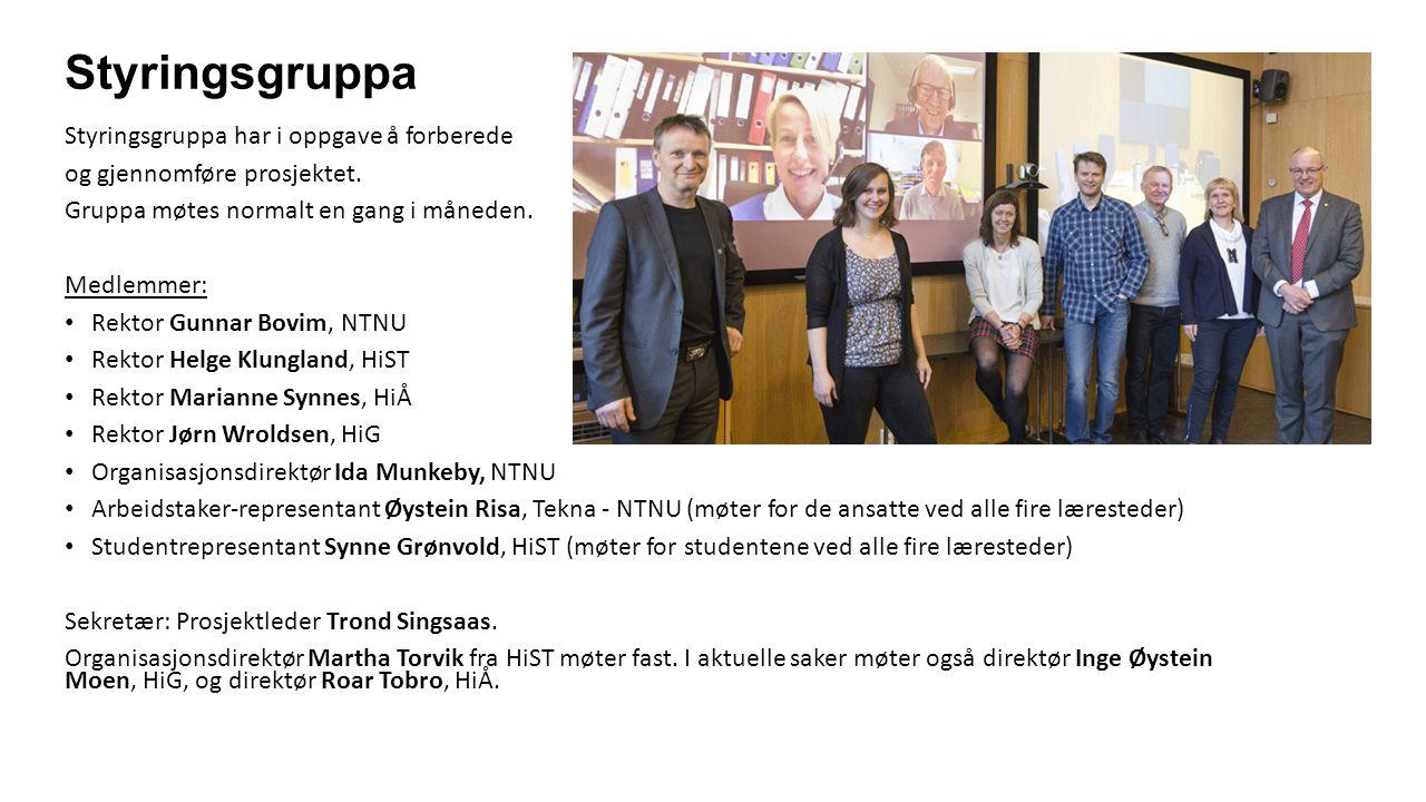 Gruppe fusjonsplattform Gruppa la 27.mai fram et første utkast til et grunnlagsdokument som definerer samfunnsoppdraget, visjonen, profilen og ambisjonsnivået for det nye NTNU.