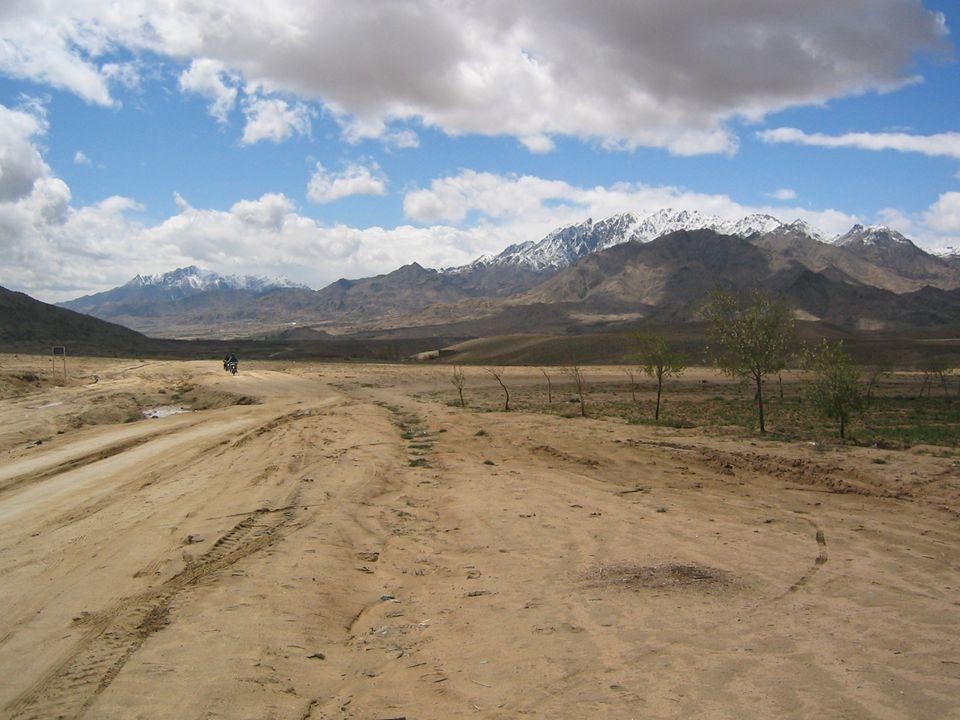 Fredelege område: Herat, Mazar, hazarasjat DK - German Medi