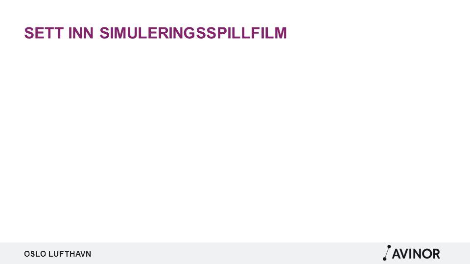 SETT INN SIMULERINGSSPILLFILM