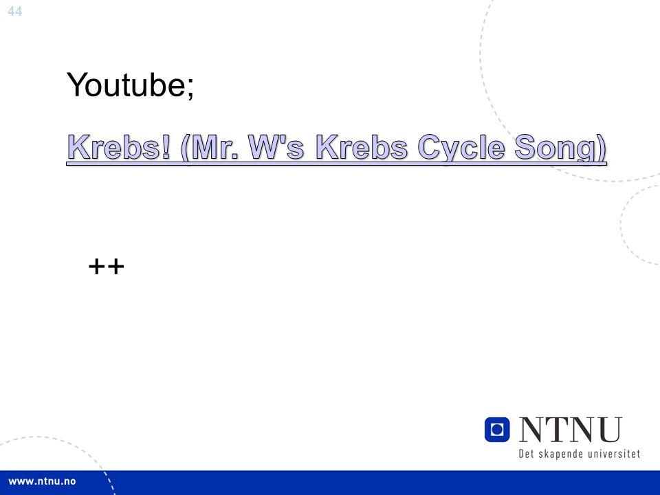 44 Youtube; ++
