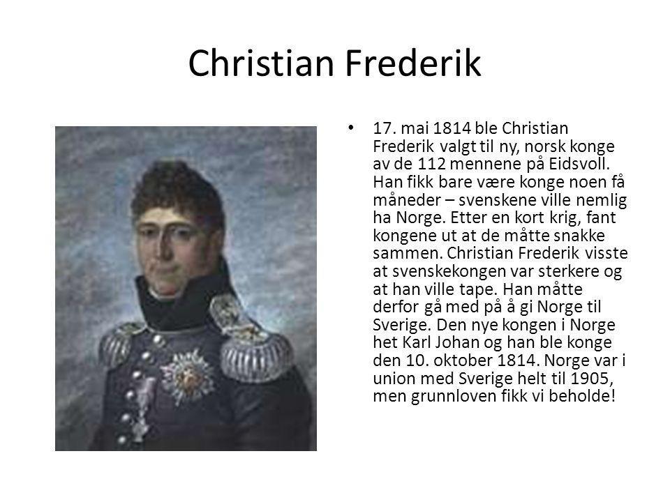 Christian Frederik 17.