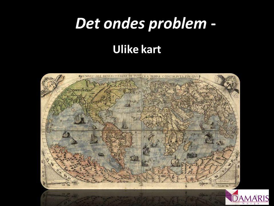 Det ondes problem - Ulike kart 9