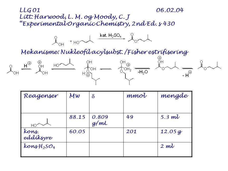 LLG 0106.02.04 Litt: Harwood, L. M. og Moody, C.