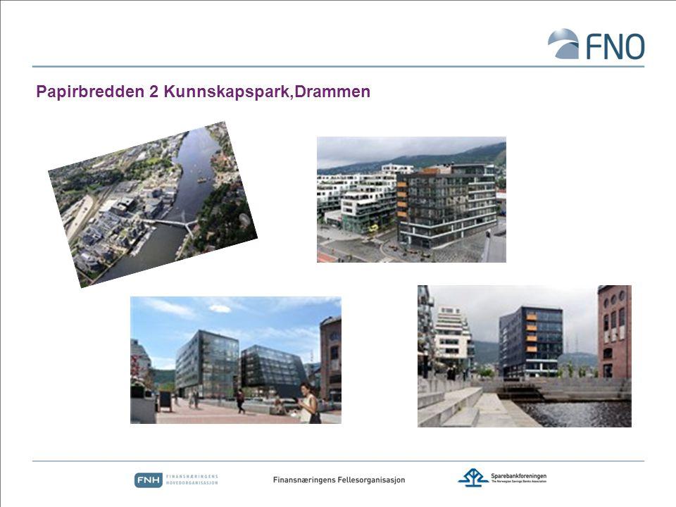 Papirbredden 2 Kunnskapspark,Drammen