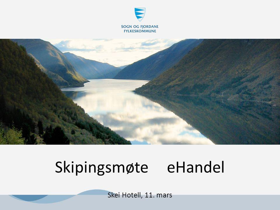 SkipingsmøteeHandel Skei Hotell, 11. mars