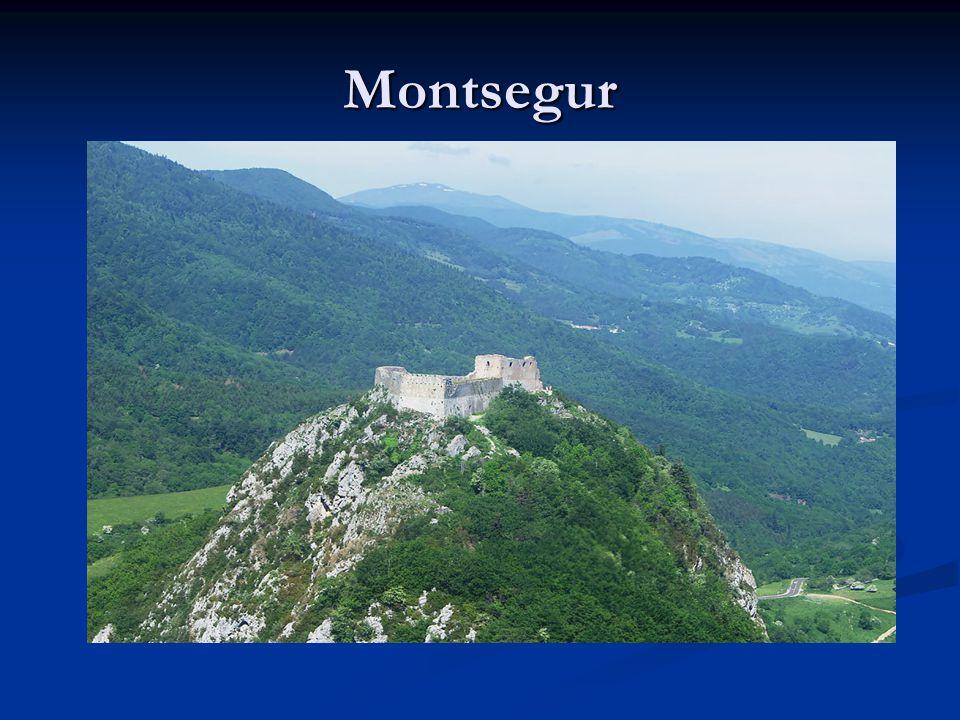 Samfunnet i Montaillou Relativ autonom landsby (ca.