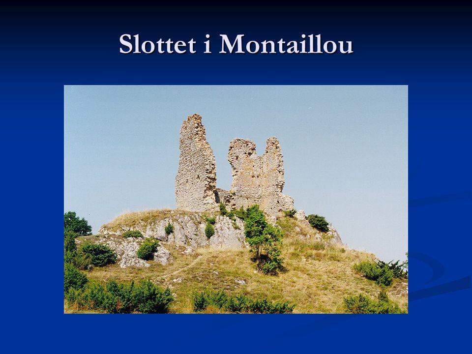 Slottet i Montaillou