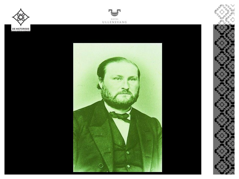 HANS UTNE 1827 - 1895