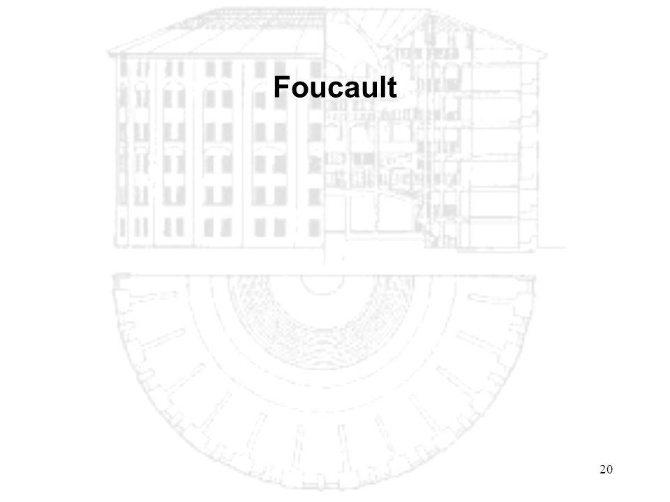 20 Foucault