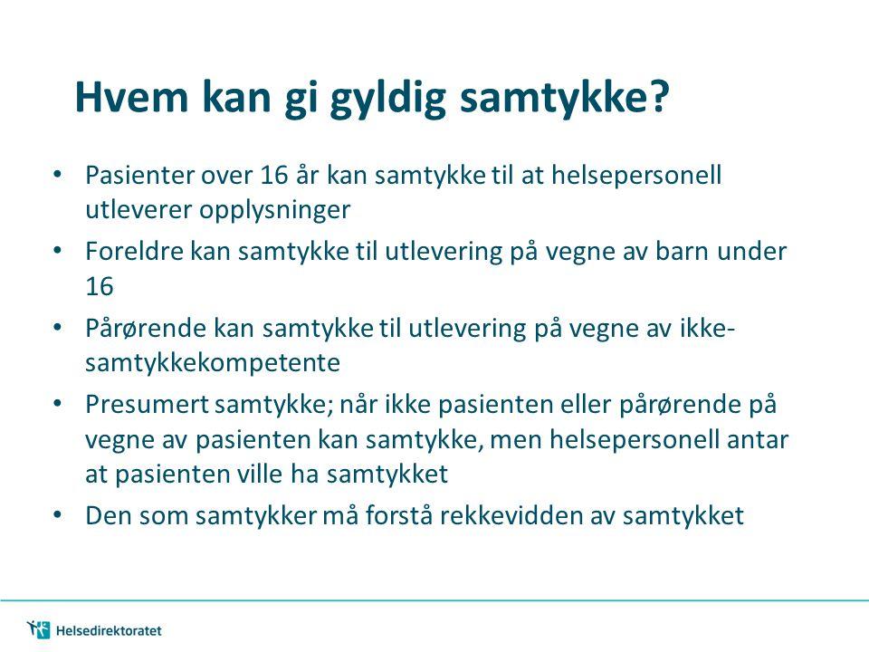Helsepersonelloven § 23 nr.