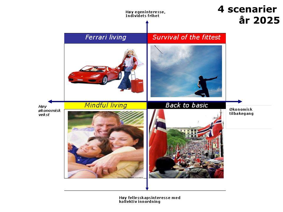 mona@betterbegood.no 4 scenarier år 2025