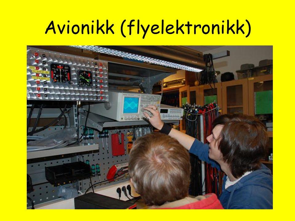Avionikk (flyelektronikk)