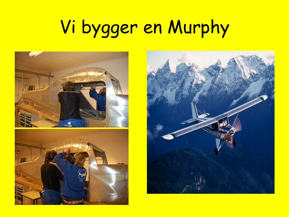 Vi bygger en Murphy