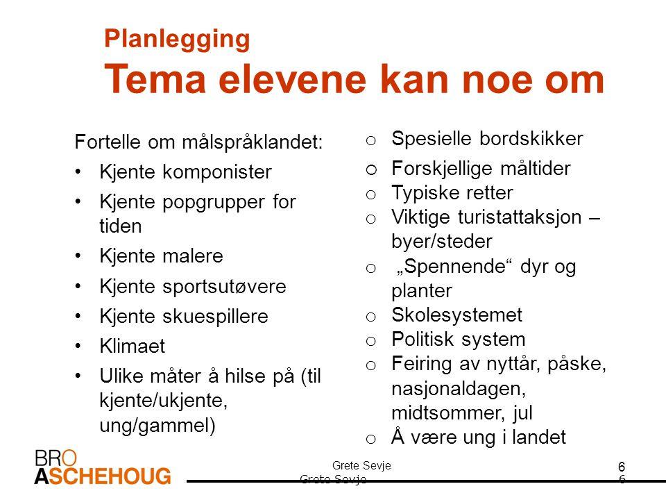 7 Planlegging Språksit.
