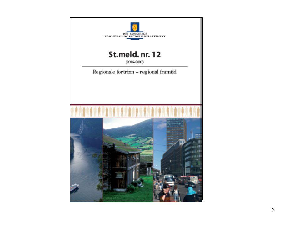 12 Andre sektorer •Kultur: Spillemidler idrett, støtte kulturbygg, styrerepresentanter i landsdelsinstitusjoner.